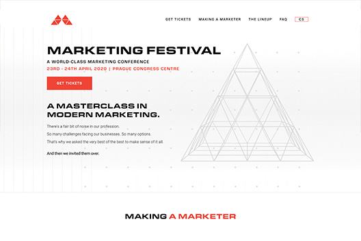 MARKETING  FESTIVAL  2020